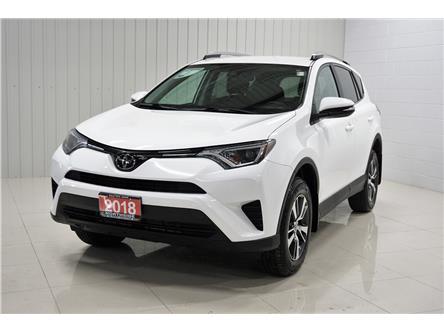 2018 Toyota RAV4 LE (Stk: T20200B) in Sault Ste. Marie - Image 1 of 17