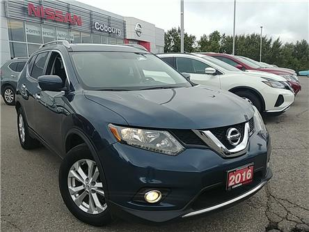 2016 Nissan Rogue SV (Stk: CLC807287A) in Cobourg - Image 1 of 17