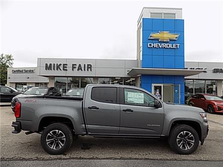 2021 Chevrolet Colorado Z71 (Stk: 21003) in Smiths Falls - Image 1 of 18