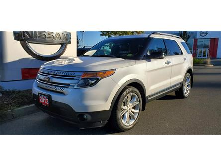 2013 Ford Explorer XLT (Stk: U0068A) in Courtenay - Image 1 of 9
