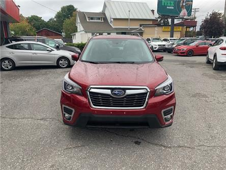 2019 Subaru Forester 2.5i Limited (Stk: ) in Ottawa - Image 1 of 12