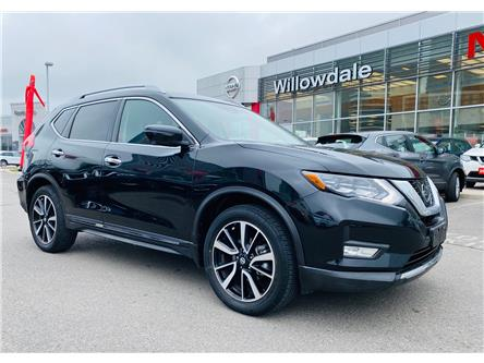 2017 Nissan Rogue SL Platinum (Stk: N728B) in Thornhill - Image 1 of 21