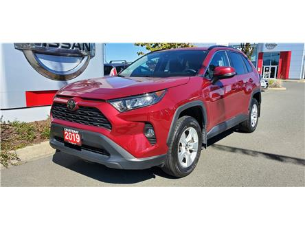 2019 Toyota RAV4 LE (Stk: R2029B) in Courtenay - Image 1 of 9