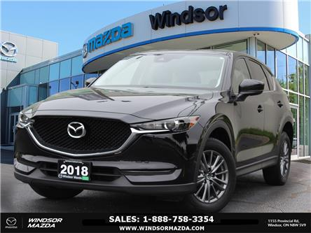 2018 Mazda CX-5 GS (Stk: PR4548) in Windsor - Image 1 of 37