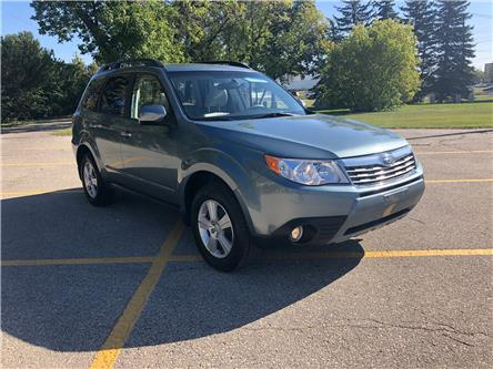 2009 Subaru Forester 2.5 X Touring Package (Stk: 10179.0) in Winnipeg - Image 1 of 21