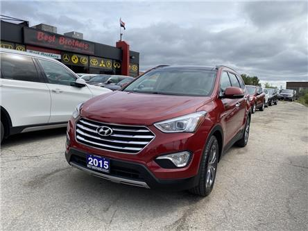 2015 Hyundai Santa Fe XL Luxury (Stk: 107140) in Toronto - Image 1 of 19