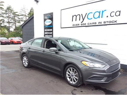 2017 Ford Fusion SE (Stk: 200870) in Richmond - Image 1 of 21