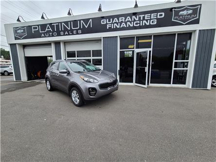 2018 Kia Sportage LX (Stk: 376676) in Kingston - Image 1 of 11