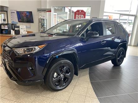 2020 Toyota RAV4 Hybrid XLE (Stk: RA3490) in Niagara Falls - Image 1 of 7