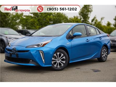 2021 Toyota Prius Technology (Stk: 21021) in Hamilton - Image 1 of 19