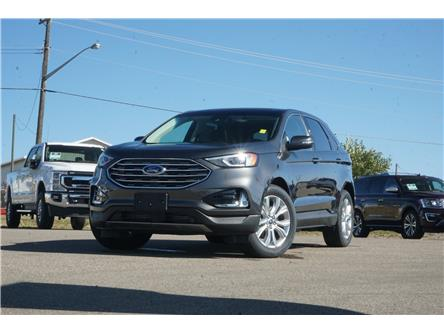 2020 Ford Edge Titanium (Stk: S202084) in Dawson Creek - Image 1 of 17