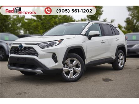2020 Toyota RAV4 Hybrid Limited (Stk: 20867) in Hamilton - Image 1 of 22