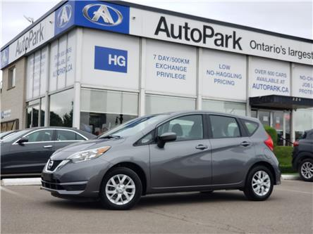 2019 Nissan Versa Note SV (Stk: 19-63833) in Brampton - Image 1 of 20
