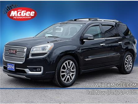 2014 GMC Acadia Denali (Stk: 20543A) in Peterborough - Image 1 of 21