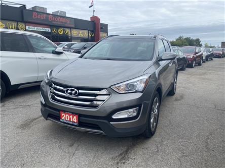 2014 Hyundai Santa Fe Sport 2.0T Limited (Stk: 160865) in Toronto - Image 1 of 18