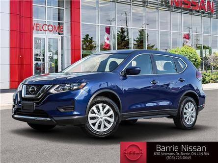 2020 Nissan Rogue S (Stk: 20062) in Barrie - Image 1 of 23