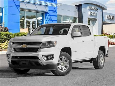2021 Chevrolet Colorado LT (Stk: M122618) in Scarborough - Image 1 of 22