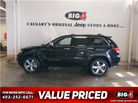 2016 Jeep Grand Cherokee Limited (Stk: B13734A) in Calgary - Image 1 of 12