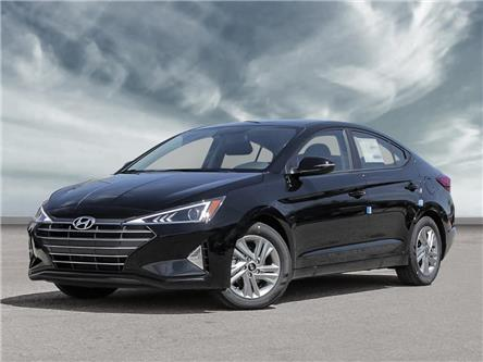 2020 Hyundai Elantra Ultimate (Stk: H6029) in Toronto - Image 1 of 23