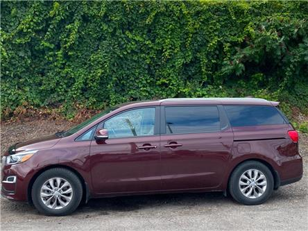 2019 Kia Sedona  (Stk: K0978A) in London - Image 1 of 18