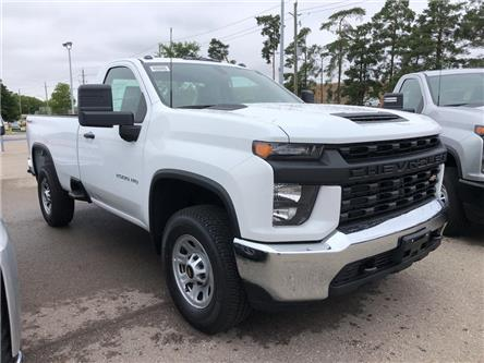 2020 Chevrolet Silverado 2500HD Work Truck (Stk: 208512) in Waterloo - Image 1 of 16