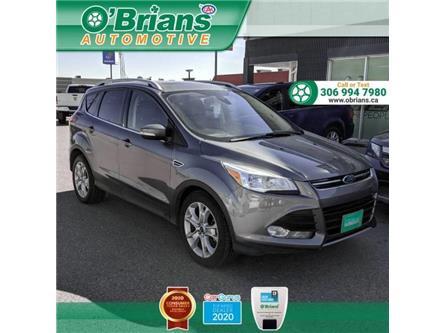 2014 Ford Escape Titanium (Stk: 13599B) in Saskatoon - Image 1 of 20