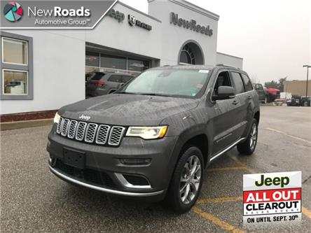 2020 Jeep Grand Cherokee Summit (Stk: H19526) in Newmarket - Image 1 of 23