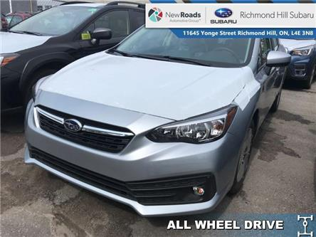 2020 Subaru Impreza 4-dr Touring w/Eyesight (Stk: 34700) in RICHMOND HILL - Image 1 of 5