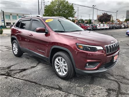 2019 Jeep Cherokee North (Stk: 2786A) in Windsor - Image 1 of 12
