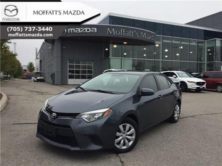 2014 Toyota Corolla LE (Stk: 28355A) in Barrie - Image 1 of 23