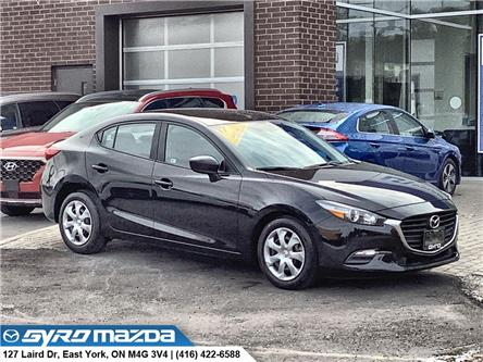 2017 Mazda Mazda3 GX (Stk: 29358A) in East York - Image 1 of 28