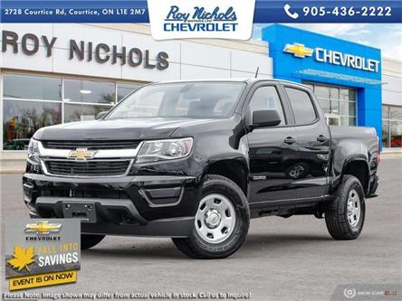 2021 Chevrolet Colorado WT (Stk: X016) in Courtice - Image 1 of 24