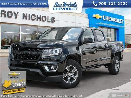 2021 Chevrolet Colorado Z71 (Stk: 71652) in Courtice - Image 1 of 22