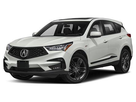 2021 Acura RDX A-Spec (Stk: 21RD0916) in Red Deer - Image 1 of 9