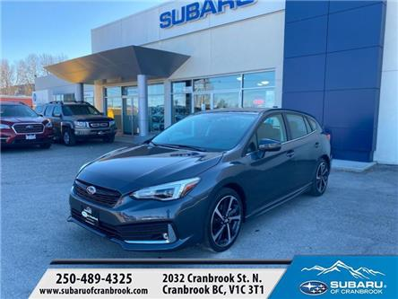 2020 Subaru Impreza Sport-tech (Stk: 716310) in Cranbrook - Image 1 of 25