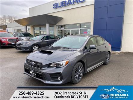 2020 Subaru WRX Sport (Stk: 814766) in Cranbrook - Image 1 of 22