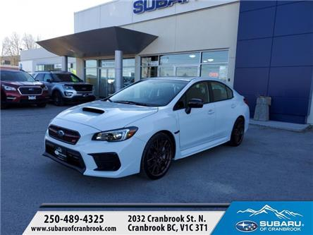 2020 Subaru WRX STI Sport-tech w/Lip (Stk: 813467) in Cranbrook - Image 1 of 24