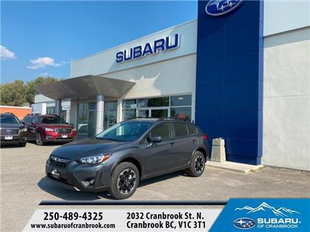 2021 Subaru Crosstrek Touring (Stk: 204943) in Cranbrook - Image 1 of 22