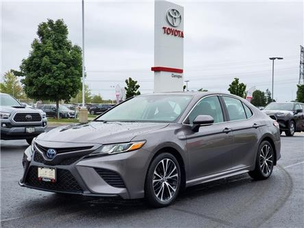 2020 Toyota Camry Hybrid SE (Stk: P2535) in Bowmanville - Image 1 of 27