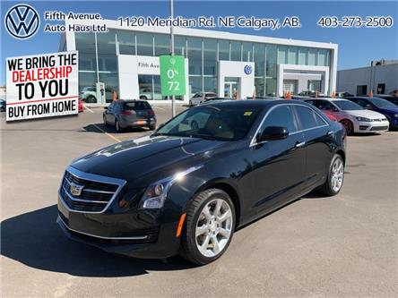 2015 Cadillac ATS 2.0L Turbo (Stk: 20083A) in Calgary - Image 1 of 25