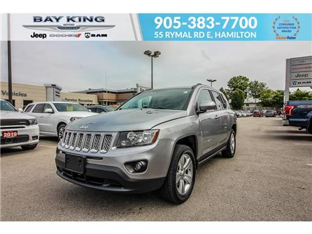 2015 Jeep Compass Sport/North (Stk: 7108A) in Hamilton - Image 1 of 22