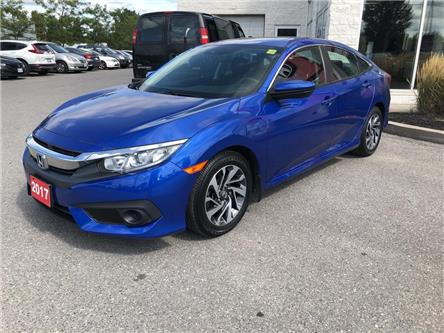 2017 Honda Civic EX (Stk: 20142A) in Cobourg - Image 1 of 28