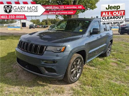 2020 Jeep Grand Cherokee Limited (Stk: F202495) in Lacombe - Image 1 of 17