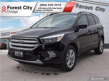 2018 Ford Escape SE (Stk: PM0207A) in Sudbury - Image 1 of 11