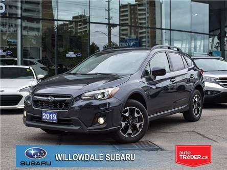 2019 Subaru Crosstrek Sport CVT >>No accident<< (Stk: P3317) in Toronto - Image 1 of 29