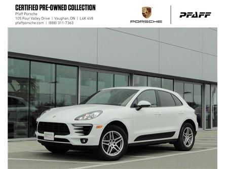 2018 Porsche Macan  (Stk: U8785) in Vaughan - Image 1 of 17
