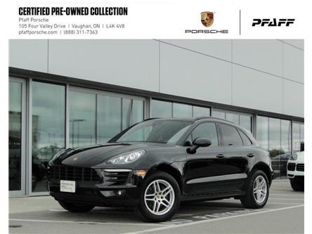 2018 Porsche Macan  (Stk: U8805) in Vaughan - Image 1 of 22