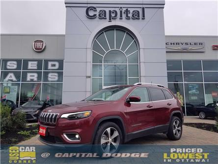 2019 Jeep Cherokee Limited (Stk: P2988) in Kanata - Image 1 of 26