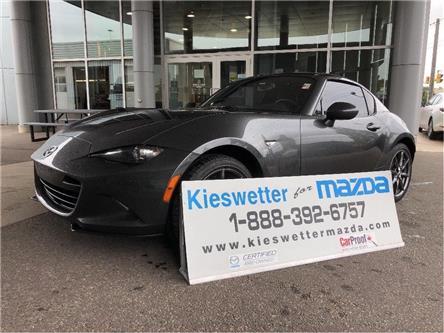 2018 Mazda MX-5 RF GT (Stk: 36592A) in Kitchener - Image 1 of 21