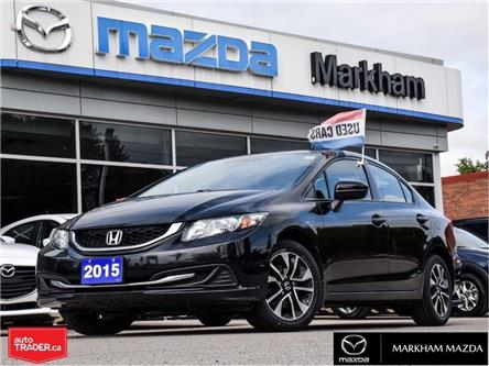 2015 Honda Civic EX (Stk: N190820B) in Markham - Image 1 of 25